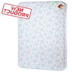 Baby Crib Mattress Firm Toddler Waterproof Bed Infant Comfor