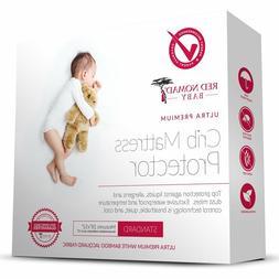 Baby Crib Pad Mattress Protector Fits All Standard Crib Size