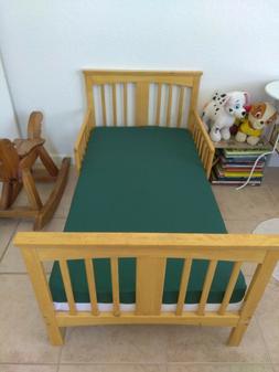 """""""BebeAnn"""" Pillowcase Bedding Sheet Set for Toddler and Crib"""