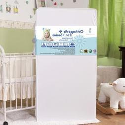 LA Baby Deluxe Crib Mattress