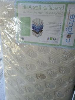 Colgate breathe-flex Aire 2 stage infant toddler mattress