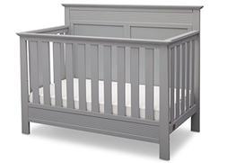 Serta Fall River 4-in-1 Convertible Crib - Grey
