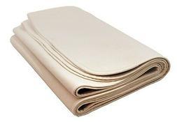 flannelette organic crib mattress protector