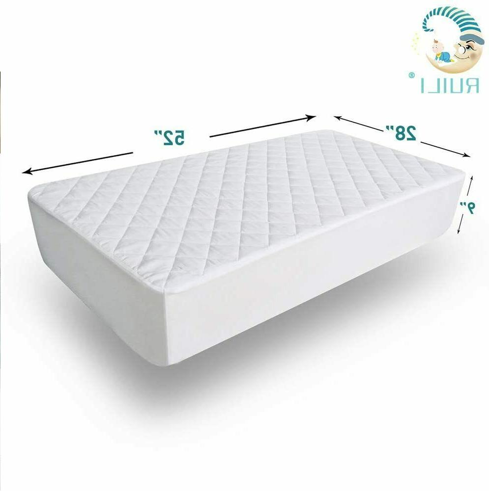 2 Pack , Soft Breathable Waterproof Mattress
