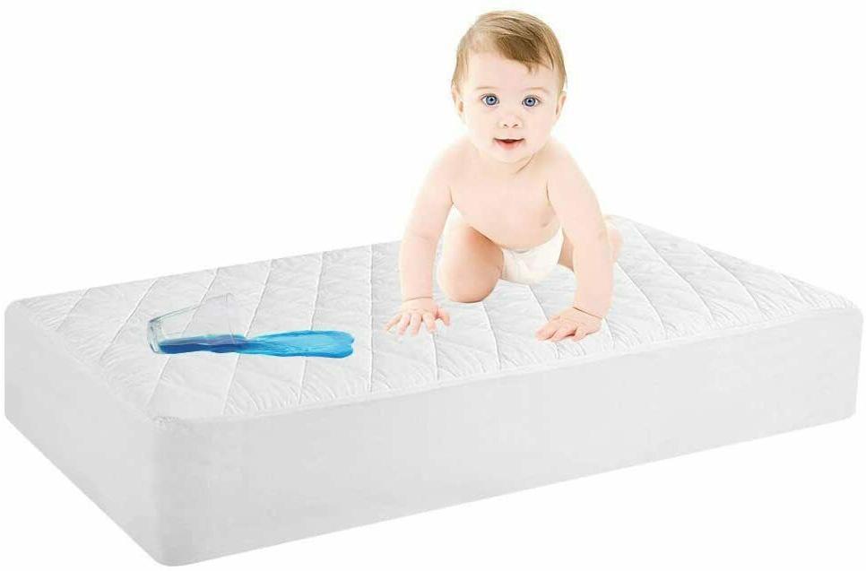 2 Mattress , Baby Waterproof Mattress Pad