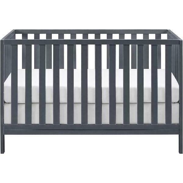 4-in-1 Gray Crib Support