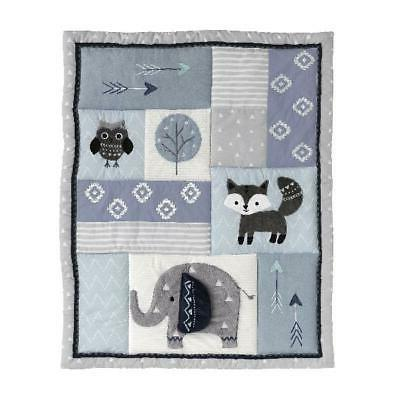 4-Piece Set Quilt fits Baby Toddler
