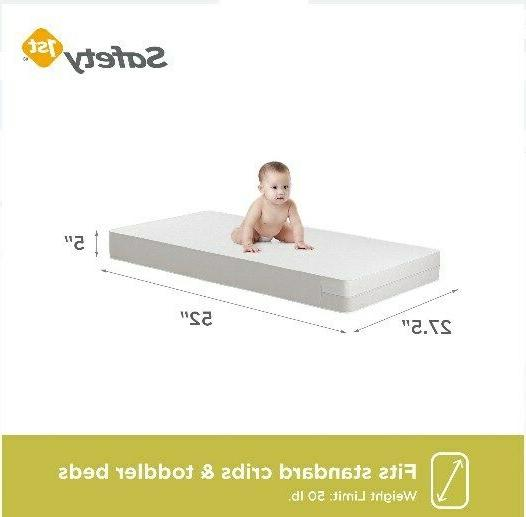 "5"" Child Baby Bed Infant Comfort Firm, NEW"