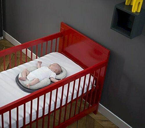 Baby Infant Sleep Newborn Mattress Flat Head Roll