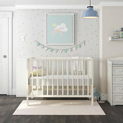 MATTRESS CRIB FOAM TODDLER Bed Baby Infant Comfort