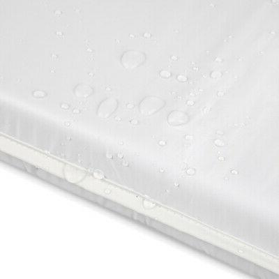 Bassinet Pad Firm with Vinyl
