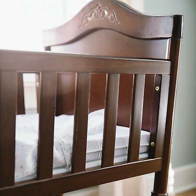 """Baby Crib Mattress Pad: 29"""" Foam"""