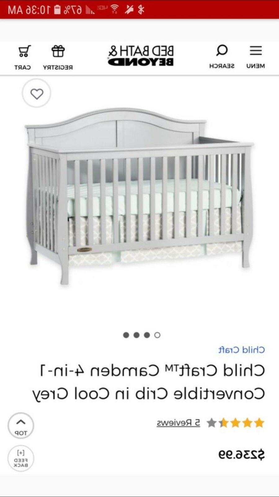 Child Lifetime Convertible with