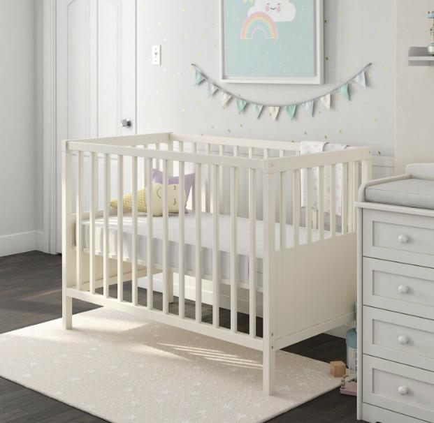 Child Crib Baby Toddler Infant Mattresses