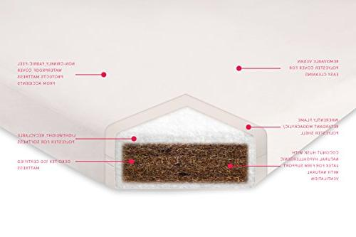 Coco Core Mattress with Waterproof