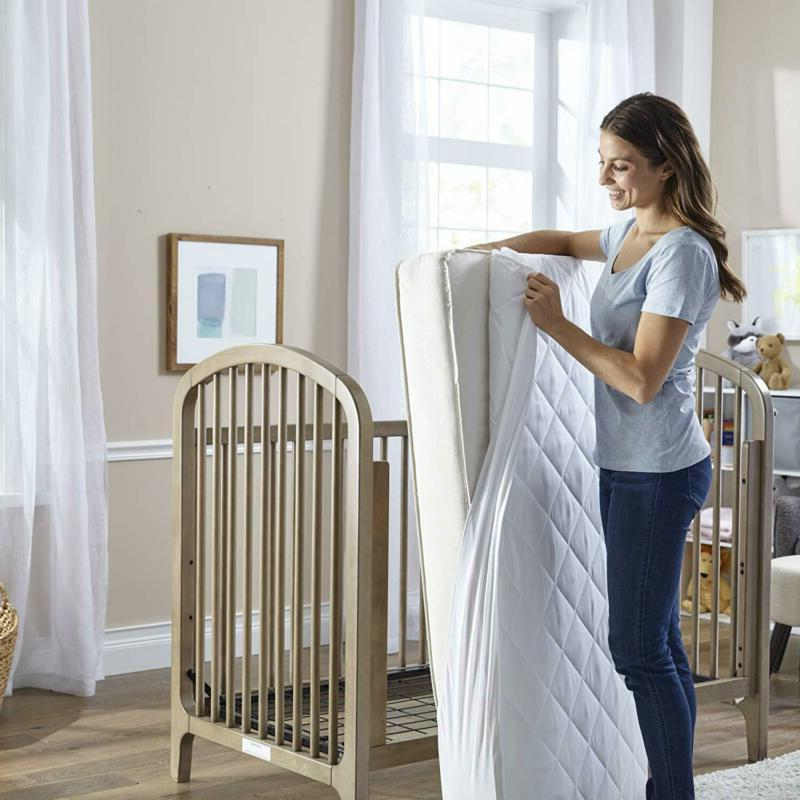 Sealy Hypoallergenic Baby Mattress Pad/Protec