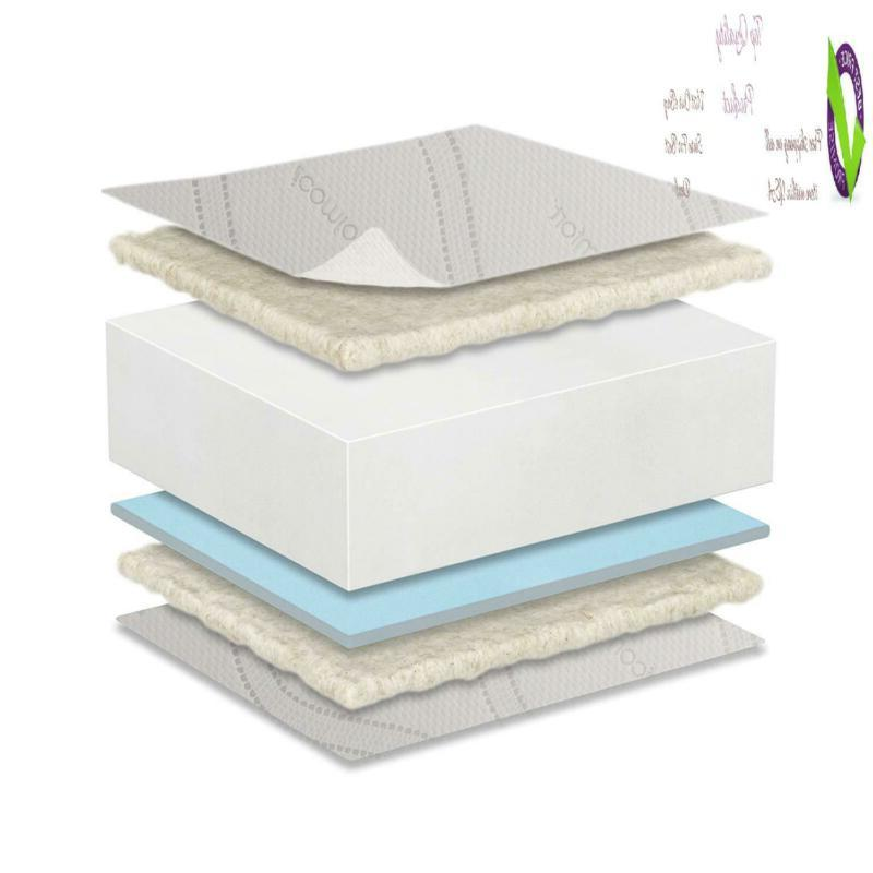 Serta Firm Memory Crib And Mattress