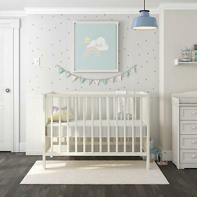 Lightweight Crib 5 Inches Memory 1st Baby