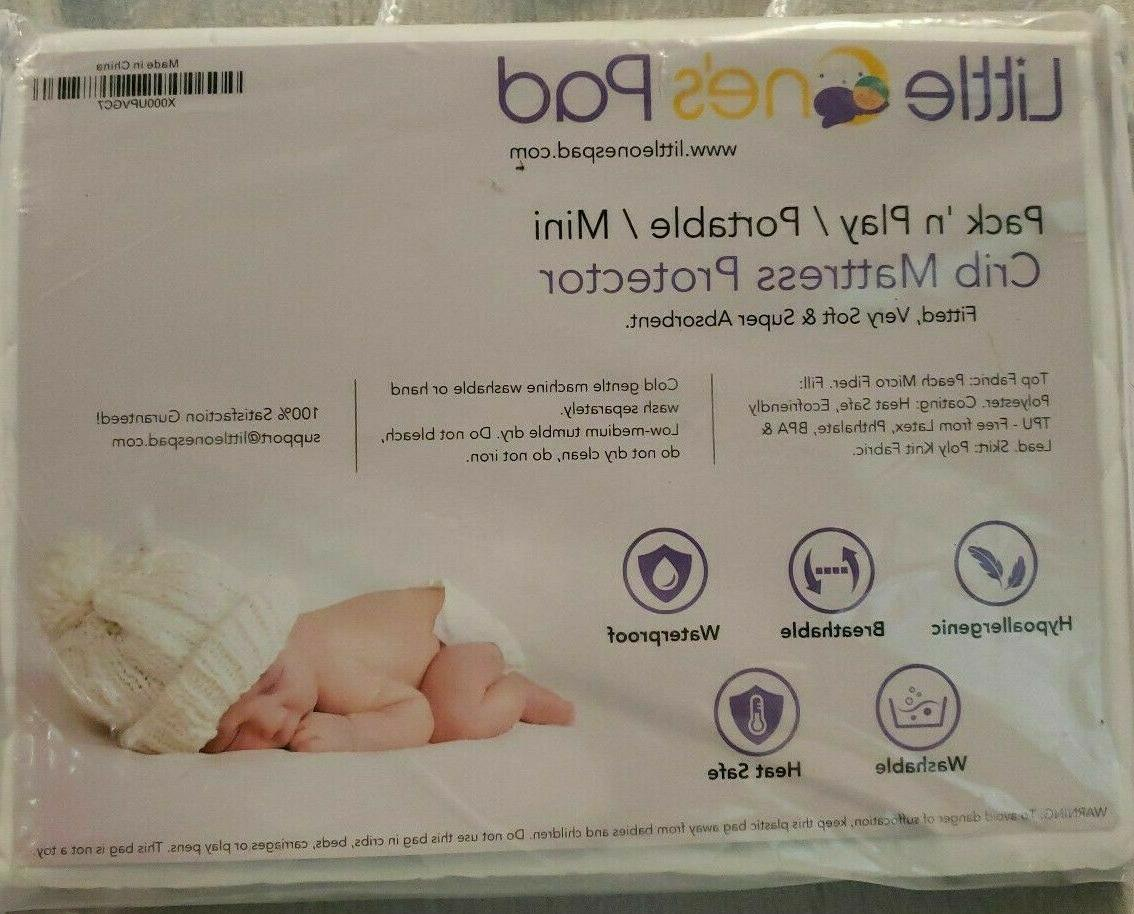little one s pad pack n play