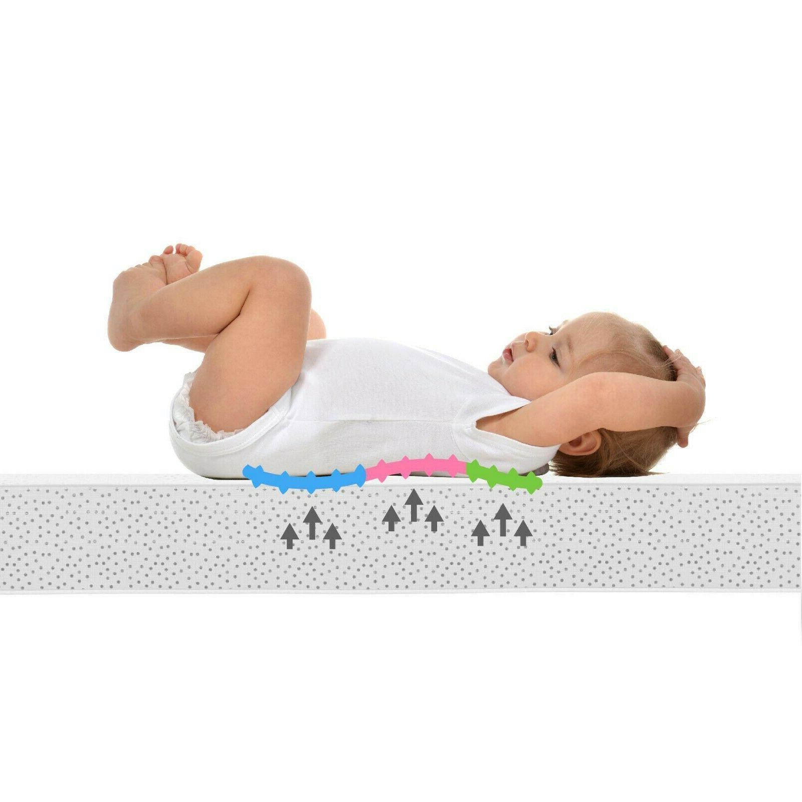 MATTRESS FOAM Bed Waterproof Comfort