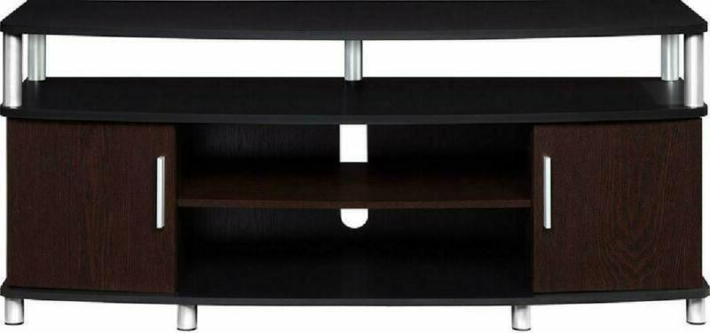 NEW Stand Cherry Black Television