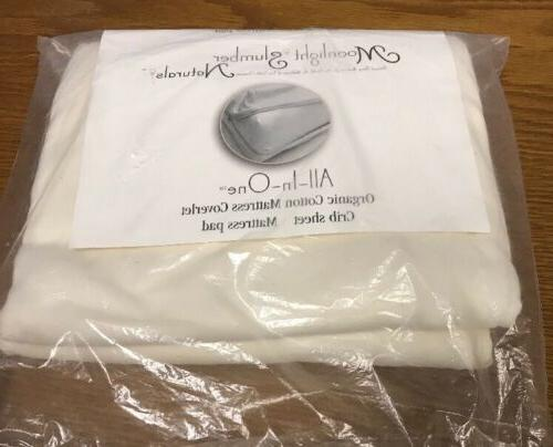new all in one organic cotton mattress