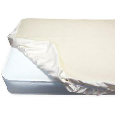 organic crib mattress protector breathable non toxic