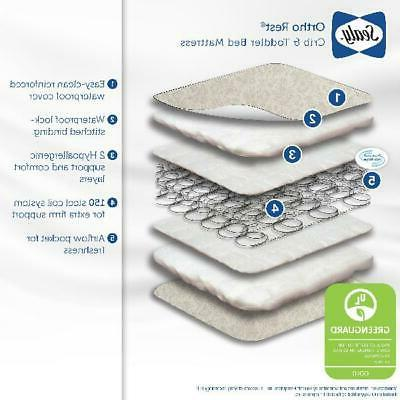 Sealy Rest Premium Firm and