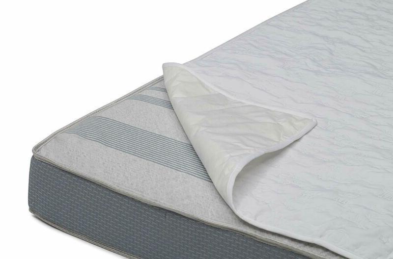 pedic crib mattress liner pads pack of
