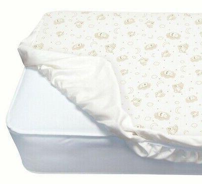 perfect crib mattress cover
