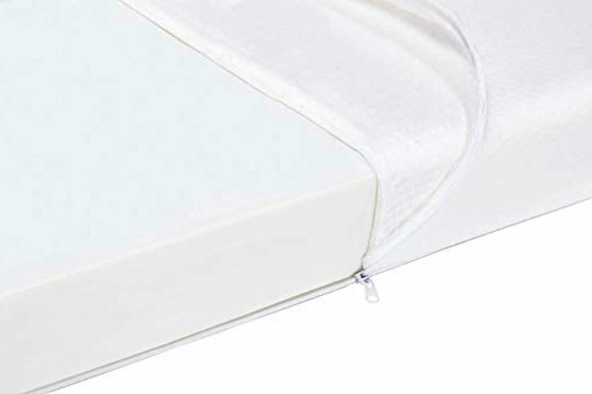 Premium Foam Crib Bed Removable