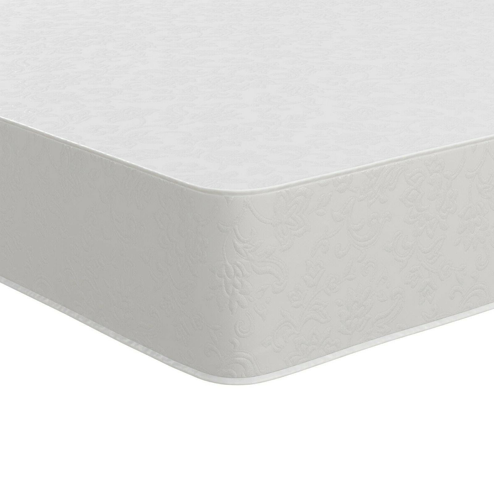 """Safety 1st Sweet Dreams 5"""" Crib and Mattress, Thermo-Bonded"""