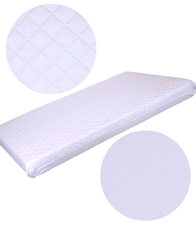 travel cot mattress 95 x 65 x7