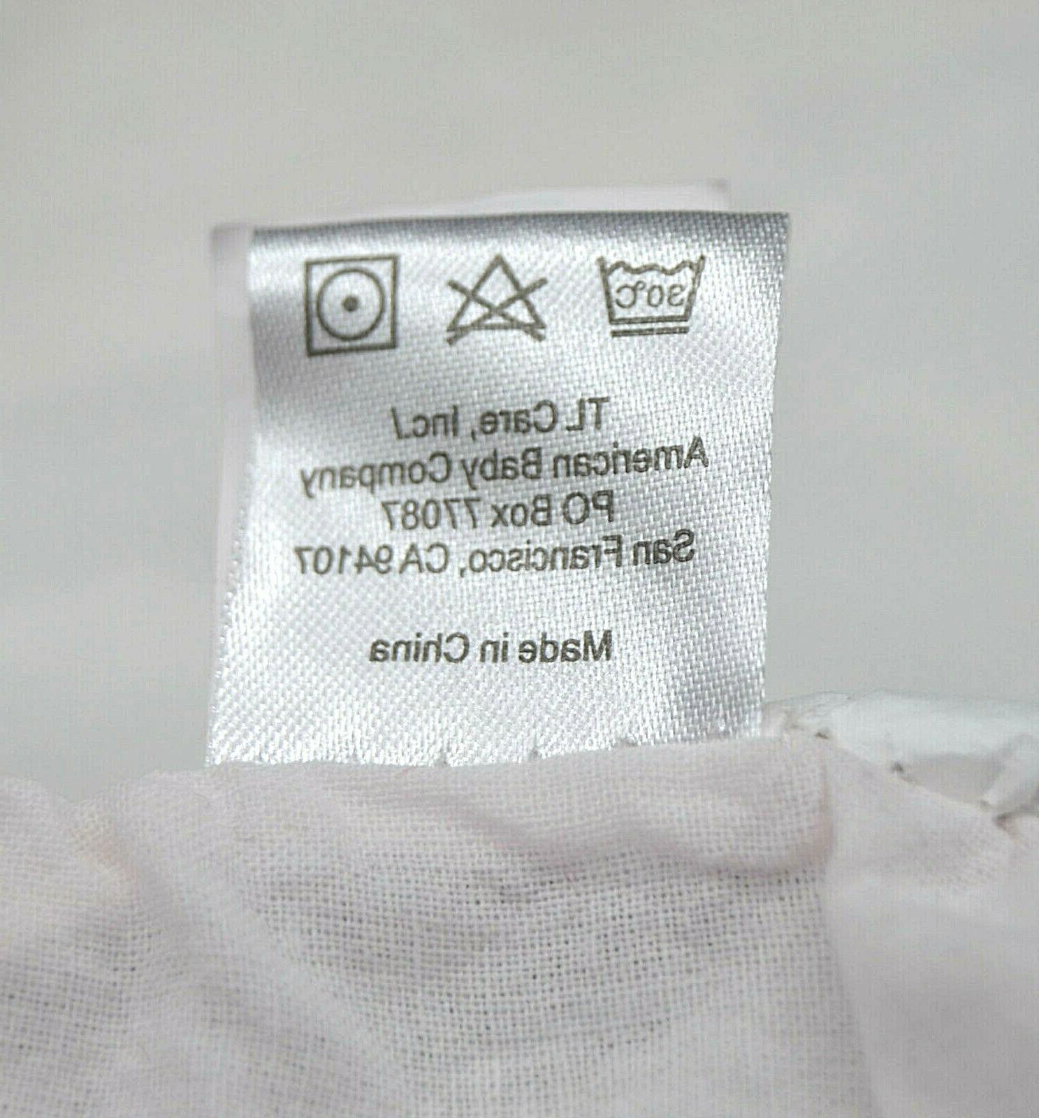 American Mattress Knit Crib