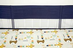 little love by secure me crib liner