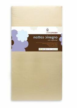 Naturepedic No Compromise Organic Cotton Ultra Lightweight C