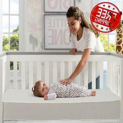 Serta Sertapedic Moongaze 5-Inch Crib & Toddler Mattress Wat