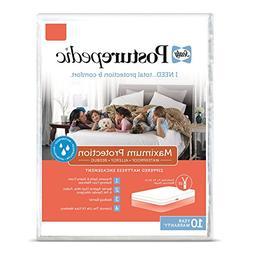 Sealy® Posturepedic® Maximum Protection Zippered Mat