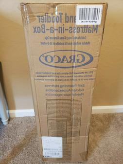 Graco Premium Foam Crib and Toddler Mattress in a Box –