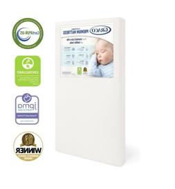 Graco Premium Foam Crib & Toddler Mattress in a Box, New