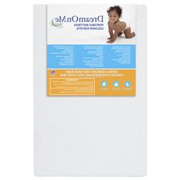 "Sunset 3"" Extra Firm Fiber Portable Crib Mattress"