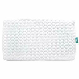 Biloban Toddler Waterproof Crib Mattress Pad Cover, Machine