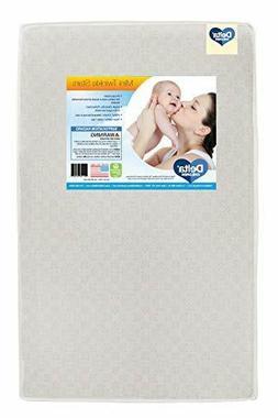Delta Children Twinkle Stars 3-Inch Mini/Portable Crib Mattr