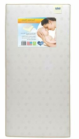 Delta Children Twinkle Stars Fiber Core Crib And Toddler Mat